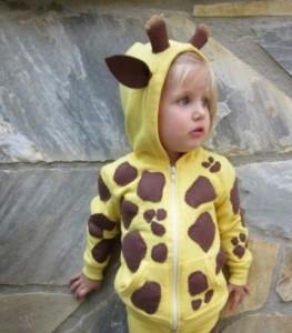 Giraffe Costume for Baby