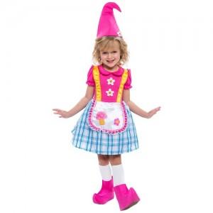 Girl Gnome Costume