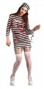 Girl Prisoner Costume