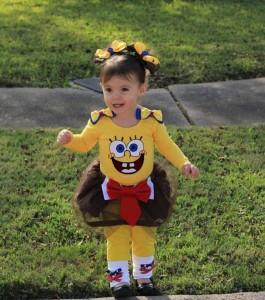 Girl Spongebob Costume