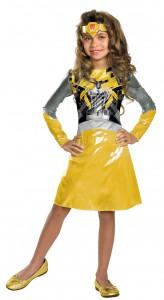 Girl Transformer Costume