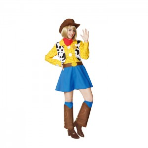 Girl Woody Costume
