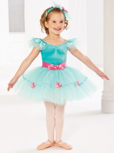 Girls Ballet Costumes