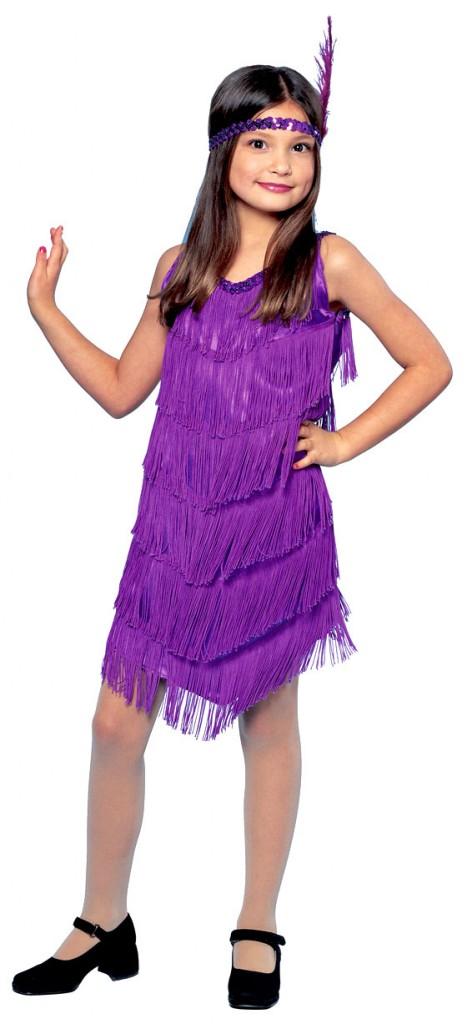 Детское Платье В Стиле Чикаго Купить