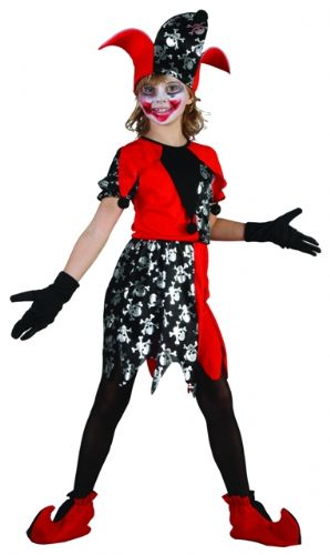 Girls Jester Costume  sc 1 st  Parties Costume & Jester Costumes (for Men Women Kids) | Parties Costume