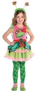 Girls TMNT Costume