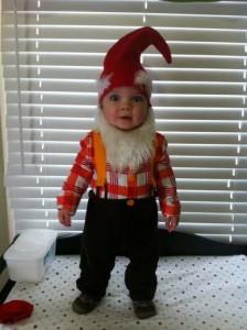 Gnome Costume Toddler