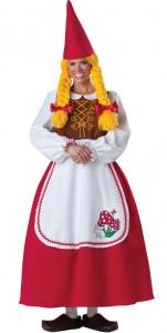 Gnome Costume Women