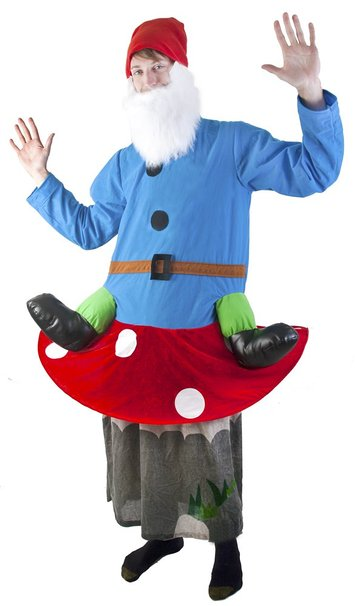 gnome halloween costume for adults