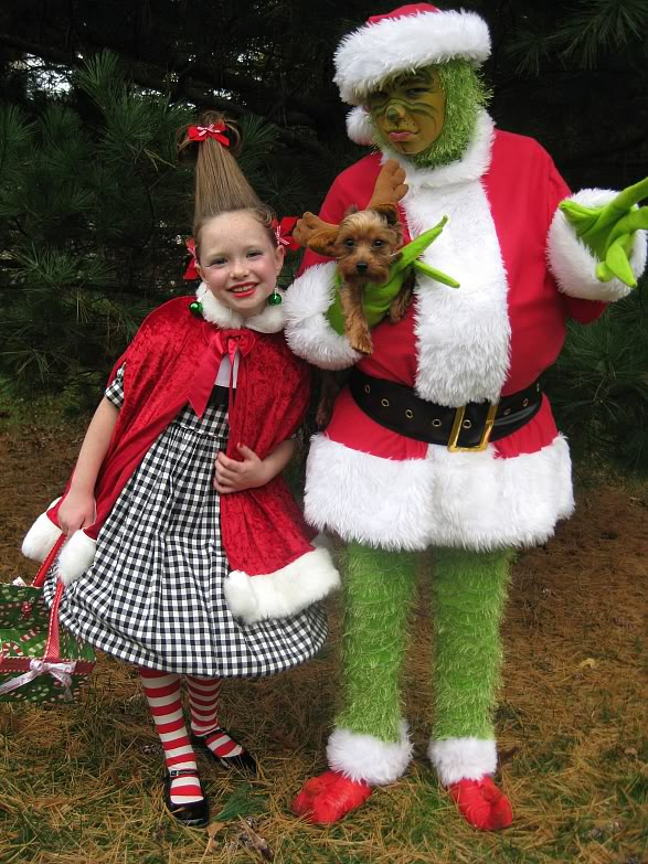 Grinch and Cindy Lou Who Costumes  sc 1 st  Parties Costume & Cindy Lou Who Costumes | Parties Costume