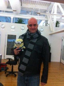 Gru Costume for Men