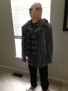 Gru Despicable Me Costume