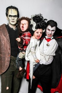 Halloween Family Costumes
