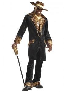 Halloween Pimp Costumes