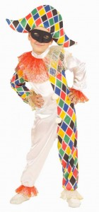 Harlequin Costume Child