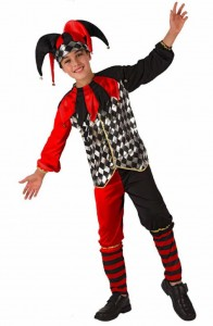 Harlequin Costume Kids