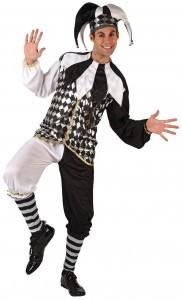 Harlequin Costume Men