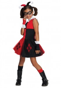 Harlequin Costume for Kids