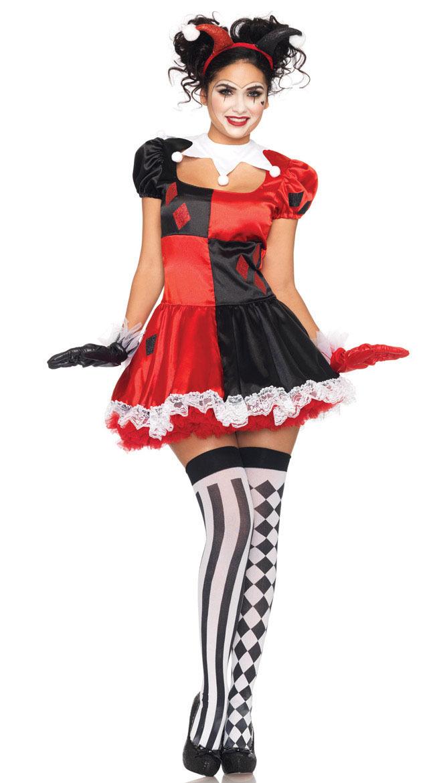 harlequin costumes for men women kids parties costume. Black Bedroom Furniture Sets. Home Design Ideas