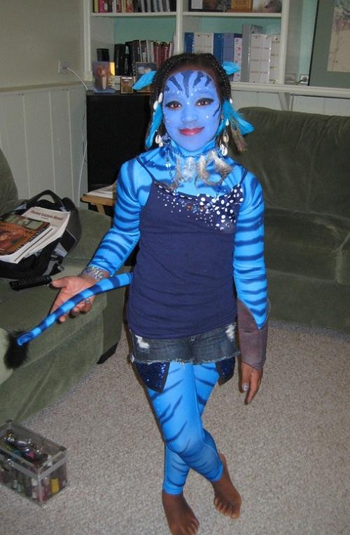 Homemade Avatar Costume  sc 1 st  Parties Costume & Avatar Costumes (for Men Women Kids) | Parties Costume