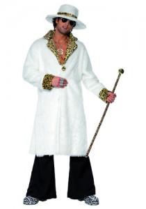 Homemade Pimp Costume
