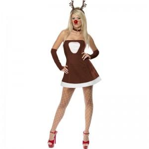 Homemade Reindeer Costume