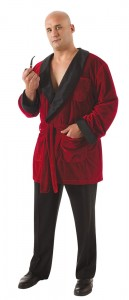 Hugh Hefner Costume Ideas