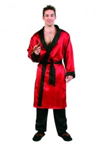Hugh Hefner Costume Pictures