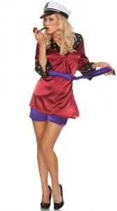 Hugh Hefner Costume for Women