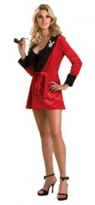 Hugh Hefner Girl Costume