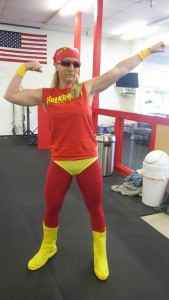 Hulk Hogan Costume DIY