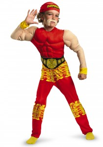 Hulk Hogan Costume Kids