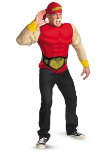 Hulk Hogan Costume for Adults