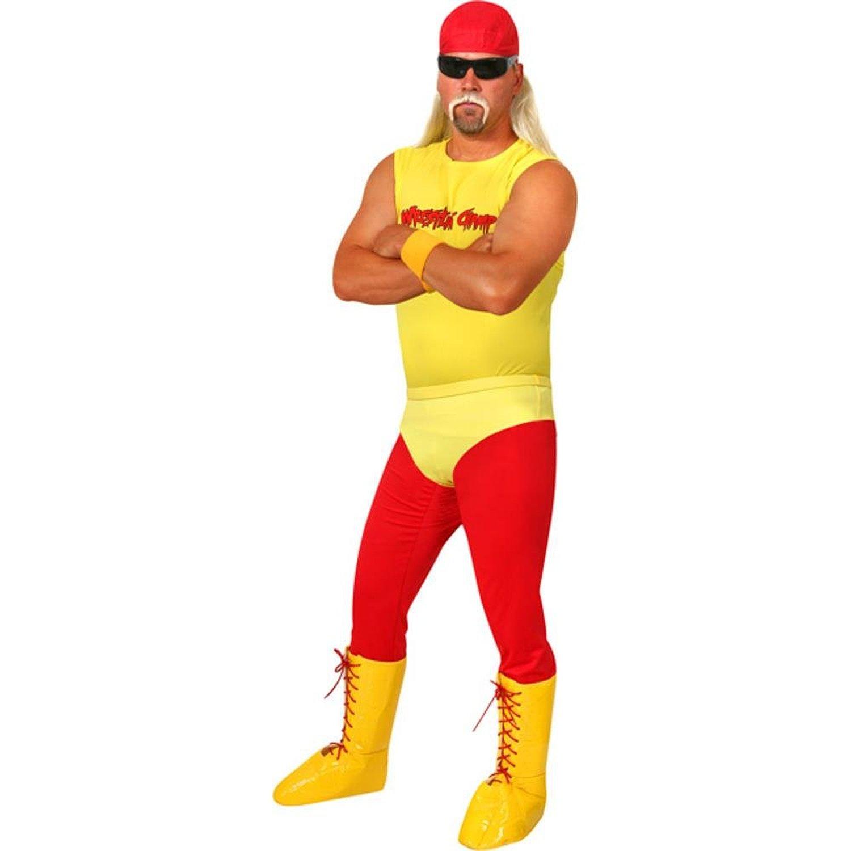 hulk hogan costume boots