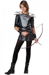 Huntress Costume for Girls