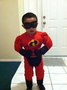 Incredibles Costume Kids