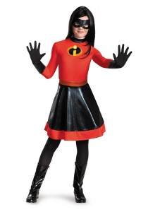 Incredibles Costume Lady