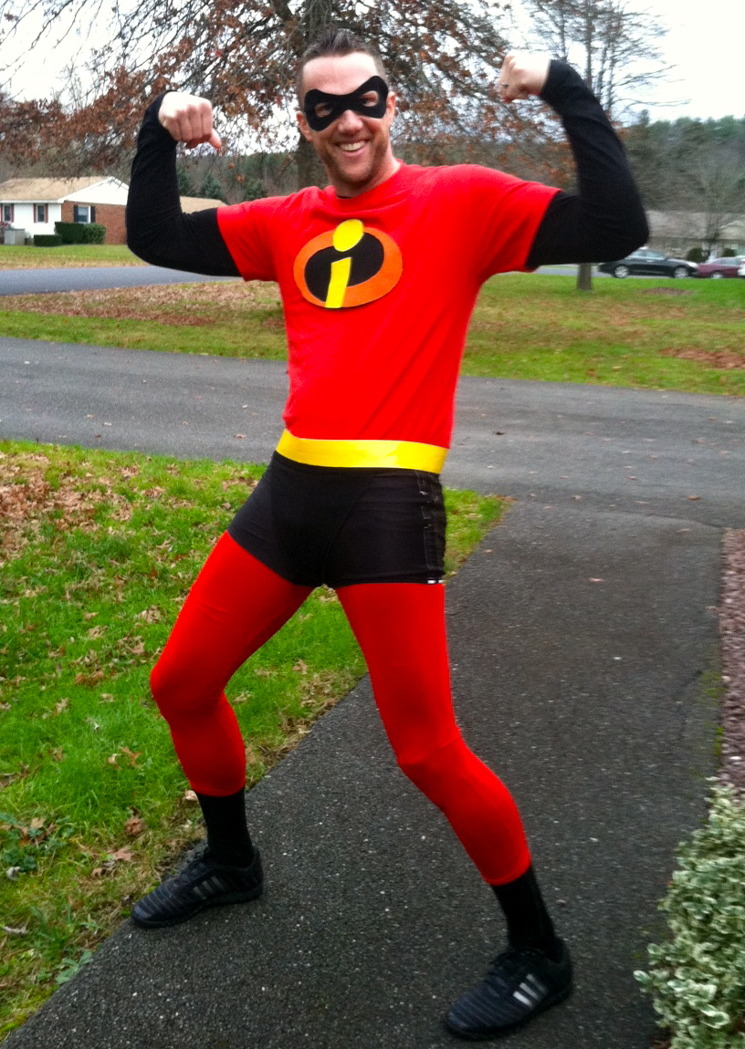 Dash Halloween Costume Incredible