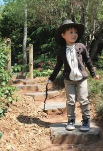 Indiana Jones Childrens Costume