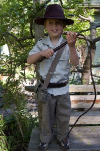 Indiana Jones Costume Kids