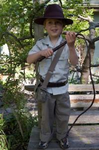 Indiana Jones Costume Kids