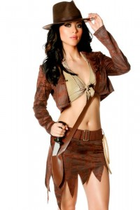 Indiana Jones Costume Women