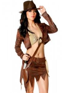 Indiana Jones Costume Women