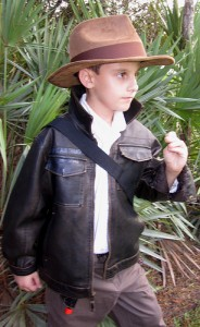 Indiana Jones Costume for Kids