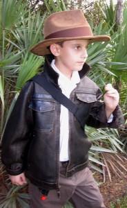 Indiana Jones Costume for Kids