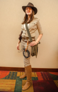 Indiana Jones Girl Costume