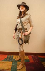 Indiana Jones Girl Costume