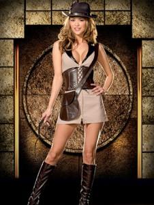 Indiana Jones Womens Costume