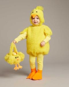 Infant Chicken Costume