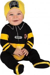 Infant Fireman Costume